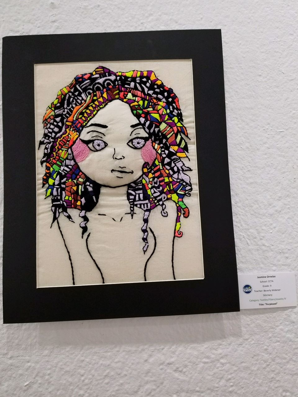 Fiber by Jasmine Orneales- Best of Show