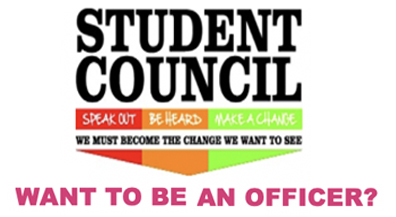 Want to be a STUCO officer?