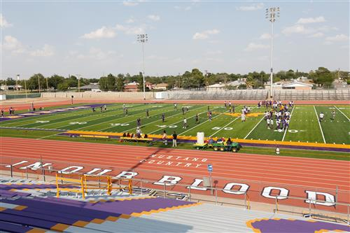 Athletic upgrades to Burges, EPHS and Franklin kick off major upgrades at all high schools