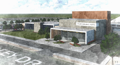 2016 Bond Project Snapshot - Andress HS