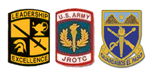 JROTC Decals
