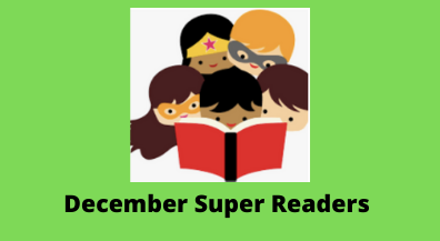 December Super Readers