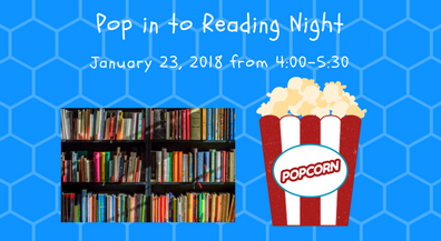 Pop into Reading Night