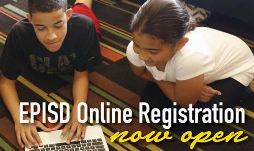 Online Registration Now Open