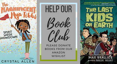 Please Donate to Our Cooley Book Club!