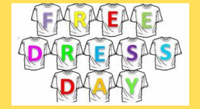 Free Dress $1/Día sin Uniforme $1