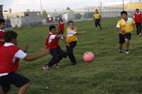 Segundo Barrio Soccer and Reading Club Going Strong!