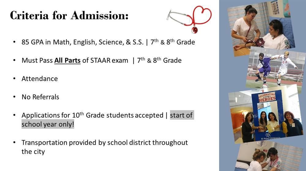 School Information / Silva Recruitment