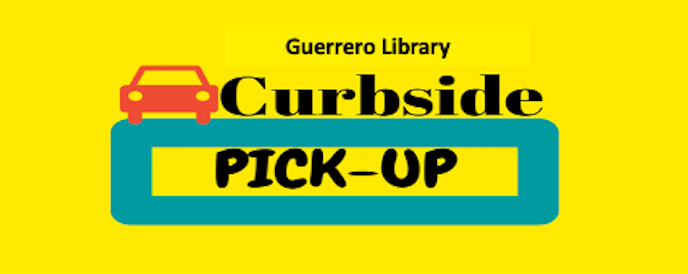 Library Curbside information - Curbside started this week.