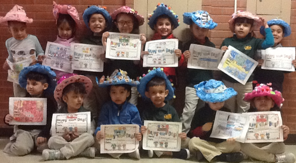 100th Day of School - Celebrate!