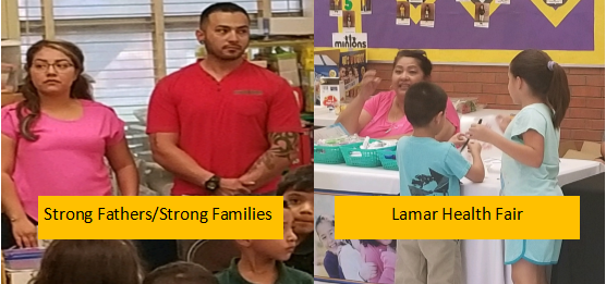 Strong Families & Health Fair