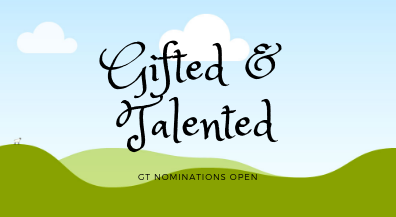GT Nomination is now open