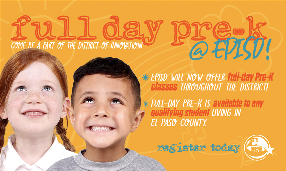 EPISD All Day Pre-K