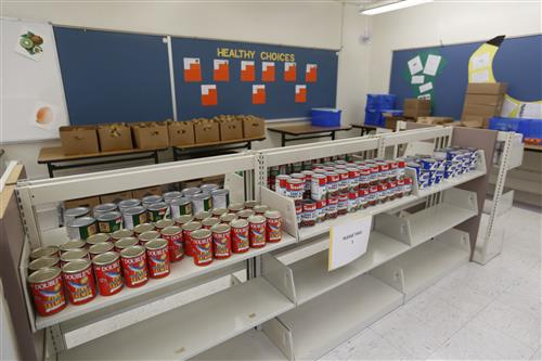 Telles Food Pantry