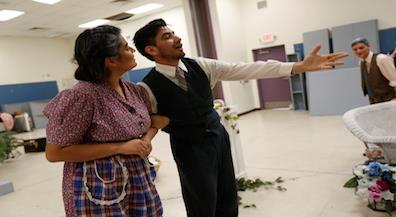 Burges One Act Play makes historic fifth trip to state competition