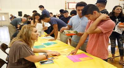 'Reality Town' shows sophomores budgeting for the real world
