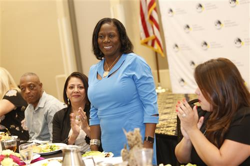 Council of PTAs luncheon 2019