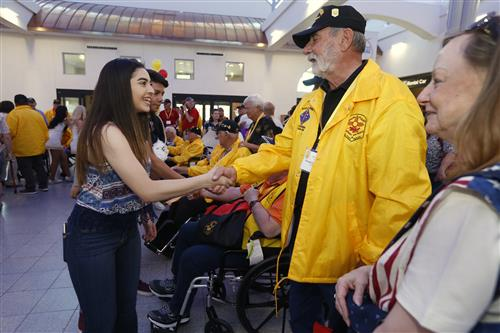 Honor Flight 2019