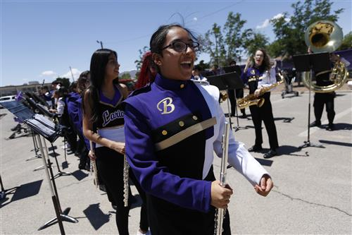 Burges High School Bond 2016 modernization