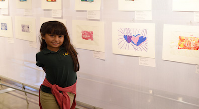 Aoy, Lamar students exhibit work at El Paso Museum of Art