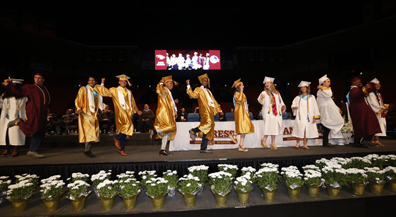 Andress graduates first International Baccalaureate cohort