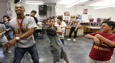 Summer camp gets Canyon Hills students ready for next school year