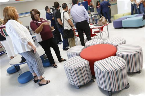 EPISD Furniture Showcase
