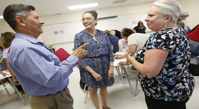 Summer Teacher Institute gets educators ready for next year
