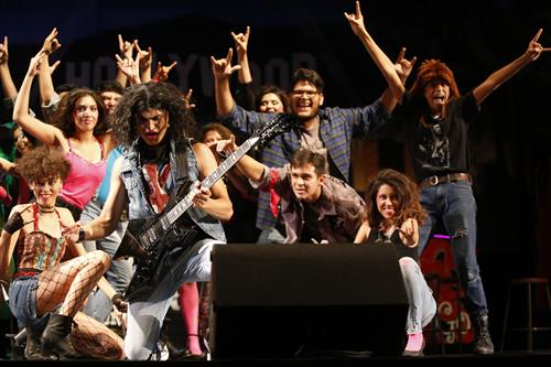 Rock of Ages musical