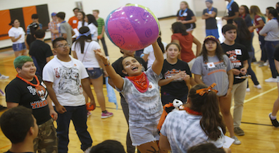 Freshmen camps welcome EPISD newest high-school students