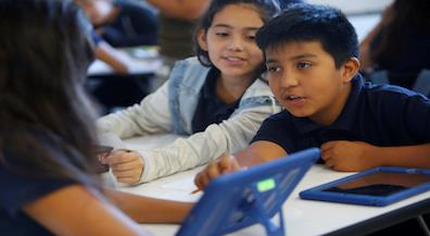 Grizzly New Tech is transforming learning at Guillen Middle