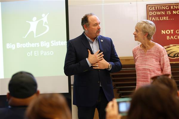 EPISD, partners come together to fight dating violence