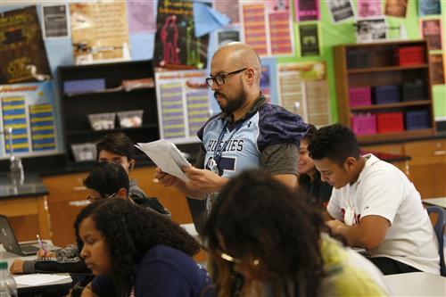 OnRamps offers EPISD students UT-Austin college credit