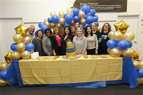 Council of PTAs 101st birthday celebration
