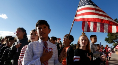 EPISD students honors those who served on Veterans Day