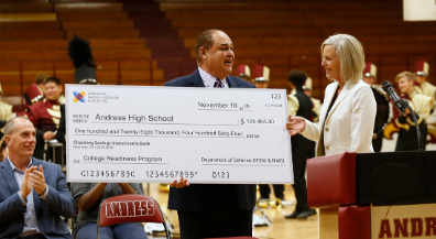 Grant helps expand college readiness at Andress