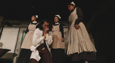 The Bard's Horror: Austin and UTEP theater groups stage Shakespeare-theme haunted house