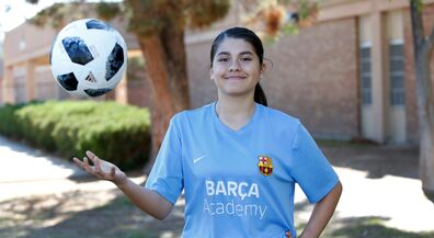 Barça Bound: Lincoln student invited to train with FC Barcelona