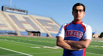 EPISD Student Spotlight: Anthony Borrego, Irvin High
