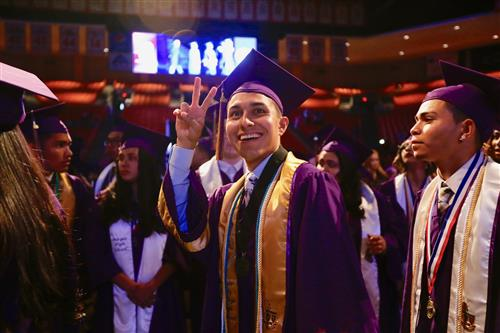 Burges High School Class of 2019