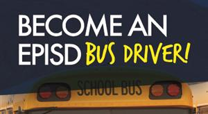 Wanted: EPISD school bus drivers