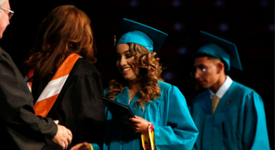 CCTA commencement kicks off last day of EPISD graduations