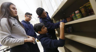 EPISD Community Schools food pantry opens Tuesday at Guillen
