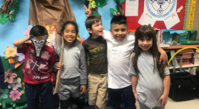 Cielo Vista Elementary first graders bring favorite book to life