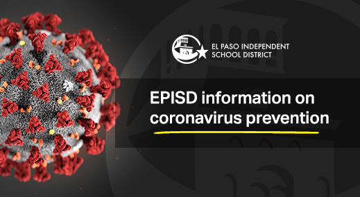 Important information from EPISD regarding coronavirus