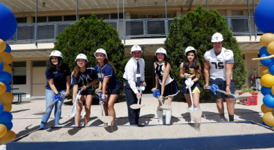 Coronado celebrates Bond 2016 groundbreaking