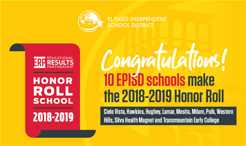 2019 ERP Honor Roll