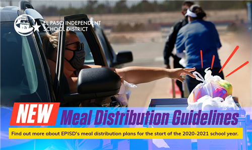 New Meal Distribution