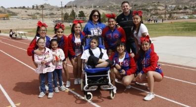 Field Day lets Special Ed students enjoy the sun