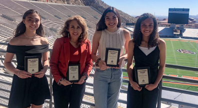 EPISD Athletic Director, student athletes honored by UTEP and City of El Paso